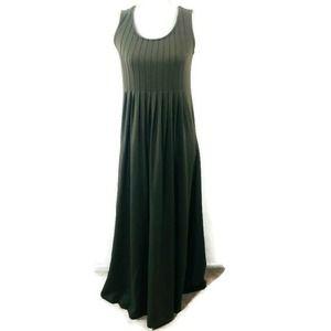 J Jill Sleeveless Maxi Dress Size XS